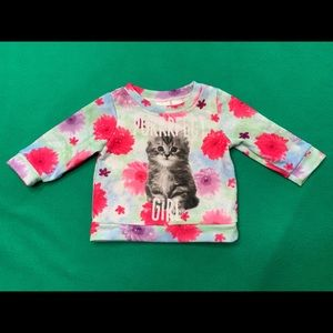 Purrrfect Girl Sweater